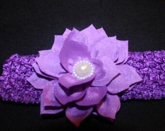 Chrysanthemum- Purple