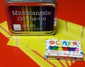 Michelangelo On-the-Go Tr...