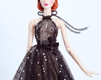 dress for fashion royalty , Poppy Parker, Silkstone Barbie, fr2 , 12'' Fashion Doll
