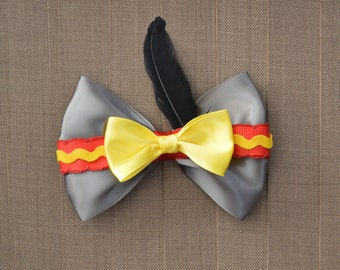 Disney Inspired Dumbo Hair Bow