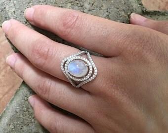 Bulan Ring - Enhances Your Goddess Power