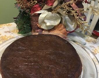 Traditional  Jamaican Christmas cake