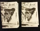 LAST SLICE No. 1 - Zine - Minicomic / Minizine / Artzine