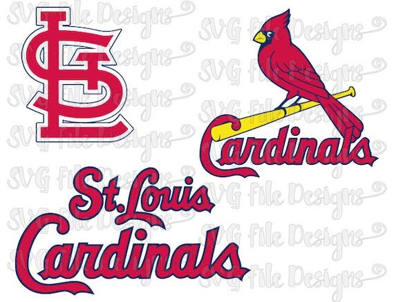 Cardinals baseball logo clip art