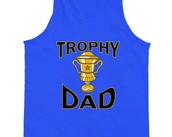 Trophy Dad Tank Top