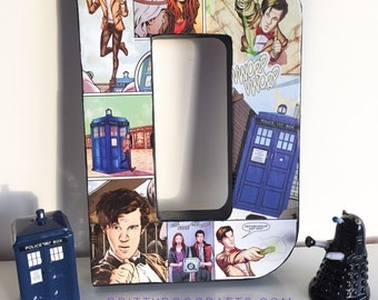 Doctor Who Comic Letter