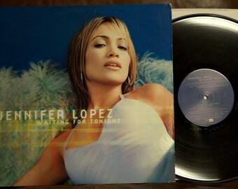 Jennifer Lopez, Waiting for tonight, Epic/WORK