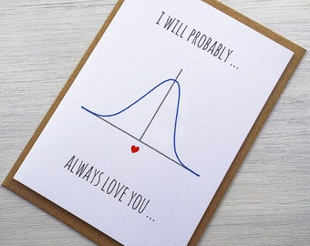 I Will Probably Always Love You Card