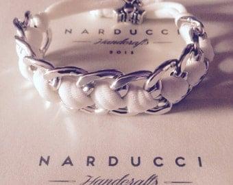 Double chain bracelet & strap