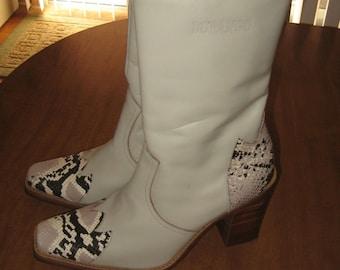 Durango Vintage 9-1/2 M Women's Boots