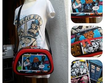 SaKdeFille! bag has hand, shoulder strap or handles