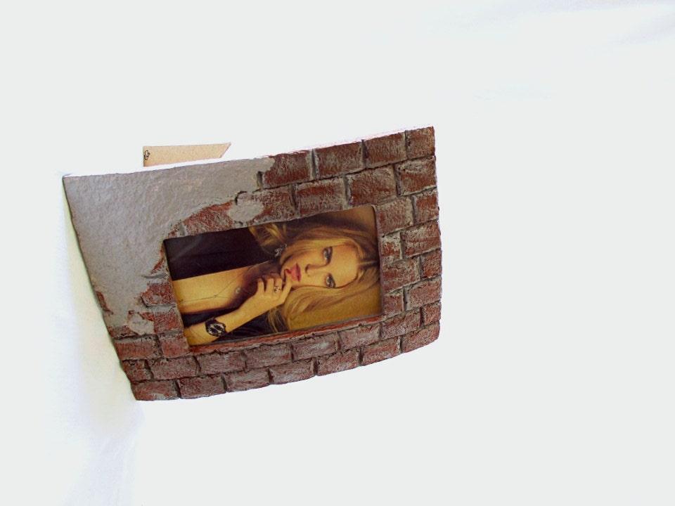 Portafoto da tavolo e da parete cornice in cartapesta per foto - Portafoto da tavolo 20x30 ...