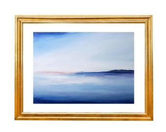 Canvas oil, Oil Painting, Sea, Seascape, Painting, Canvas Art, Large art, OriginalOil, Fine Art. Canvas Painting, gift prestige, for office