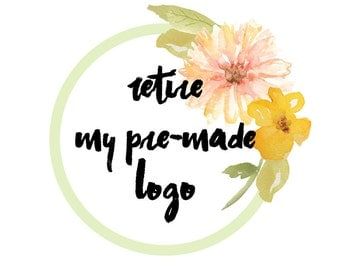 Retire My Premade Logo