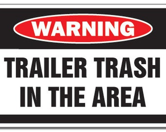 Trailer Trash Etsy