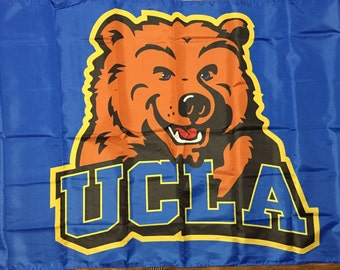 UCLA Bruins Flag Banner 3 x 5 College Football NCAA
