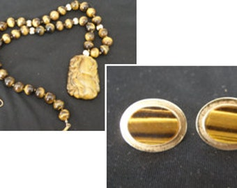 Consolidation sale - necklace and matching earrings