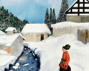Japanese Woman #3