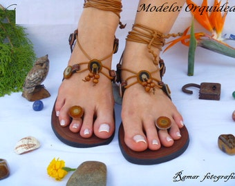 Sandals handcrafted / handmade sandals