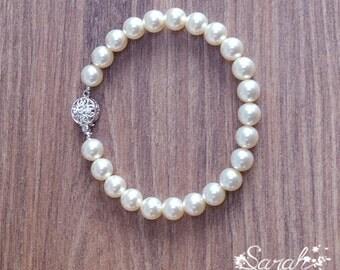 Bracelet Camille Pearl Swarovski