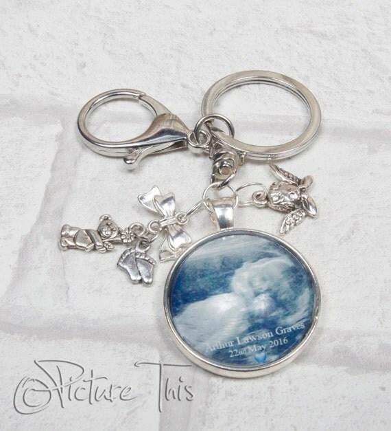 Baby Scan Key Ring