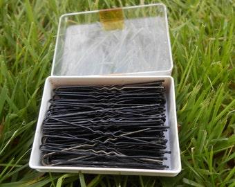 Chignon pins
