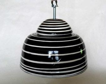 Lamp / black