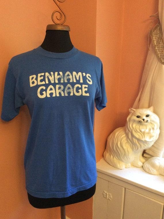 80s Garage T-Shirt, Team Sports Shirt, #4 (A988)