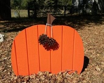 Holiday season pumpkin