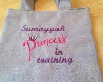 Childrens Princess bag