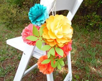 Wedding flower balls Etsy