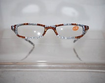 1.50 Swarovski Crystal Reading Glasses  FREE SHIPPING