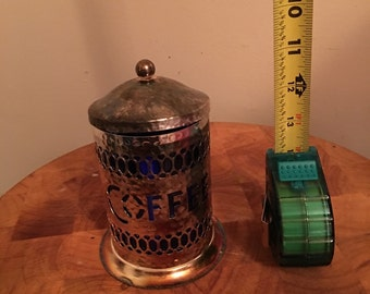 Reproduction of Coffee Canister