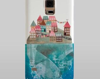 Samsung Galaxy Iceberg (Ilustradora Gemma Capdevila) Samsung Galaxy S6, S5, S4, S3, S2