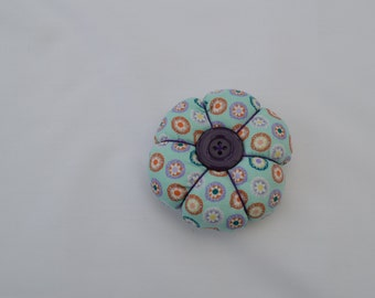 Handmade Fabric Pincushion
