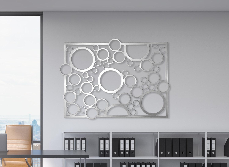 Laser Cut Walls Office : Laser cut metal decorative wall art panel sculpture for home