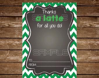 Starbucks Gift Card Holder