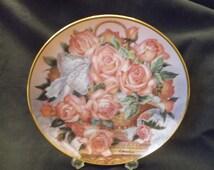 Katherine Austen  Princess Grace Collectors Plate - Limited Edition