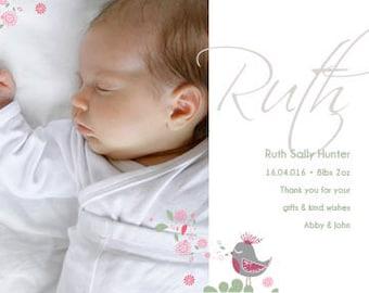 Ruth - printable