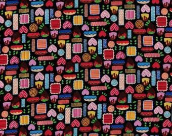 Mini Morsels  - Per Yd -  Hoffman _ Cupcakes  and Sweet Treats