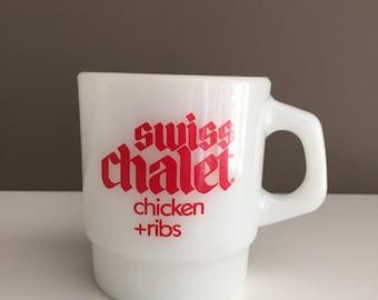 Swiss Chalet Mug