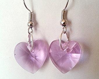 Swarovsky Crystals Earrings