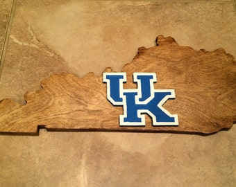 Kentucky Wood Sign