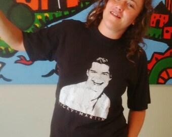vintage Ricky Martin shirt