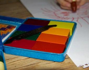 Stockmar Beewax Crayons -Blocks