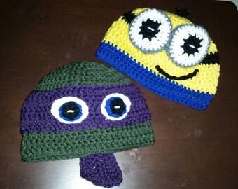 Crochete items