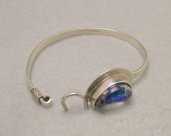 GORGEOUS STERLING Artisan Bracelet