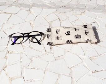 Glasses case CAMERAS/cameras, glasses case
