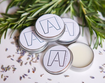 Lavender Rosemary Cuticle Balm