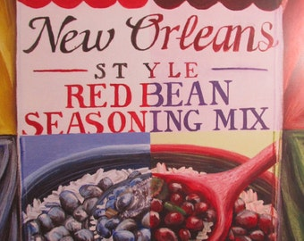 New Orleans Red Beans